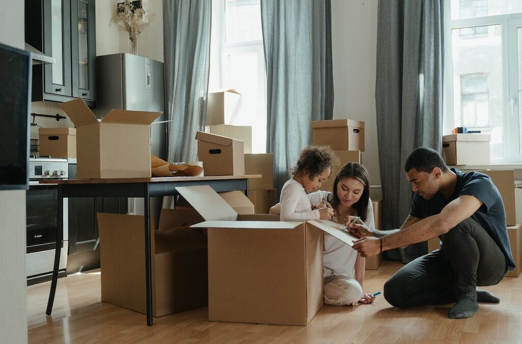 Your Ultimate Checklist For Moving To A New House