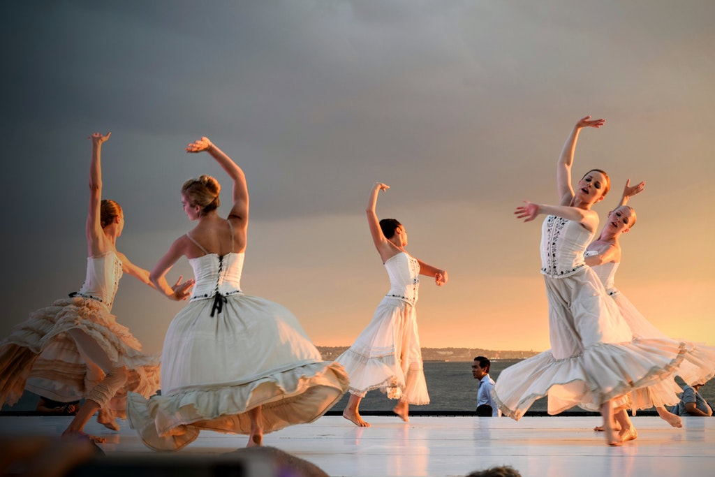 Dance from Around the World