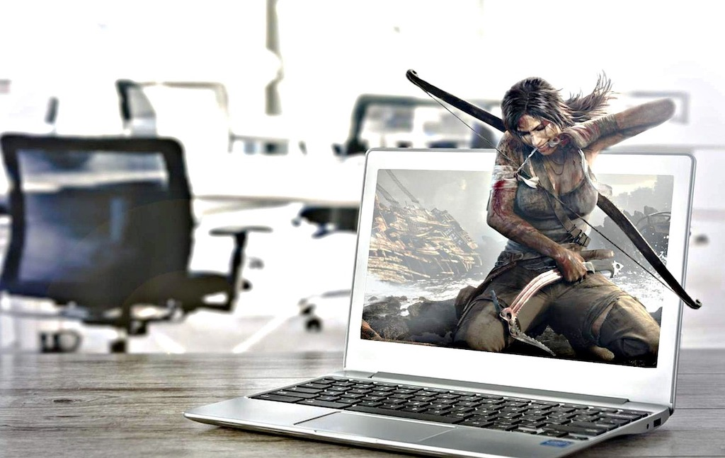 Gaming laptops, not just for gamers?